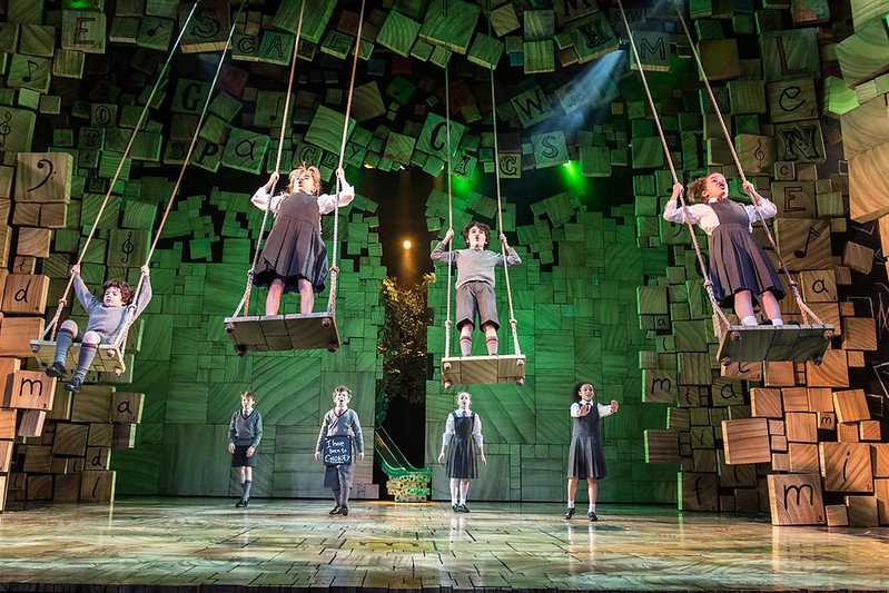 Swinging sensations in Matilda
