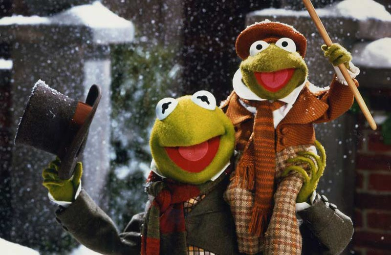 Join The Muppets for A Christmas Carol