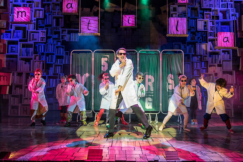 matilda the musical inspirational lessons to be learnt