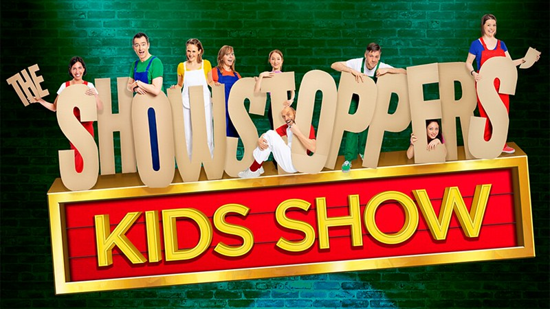 the showstoppers kids show poster