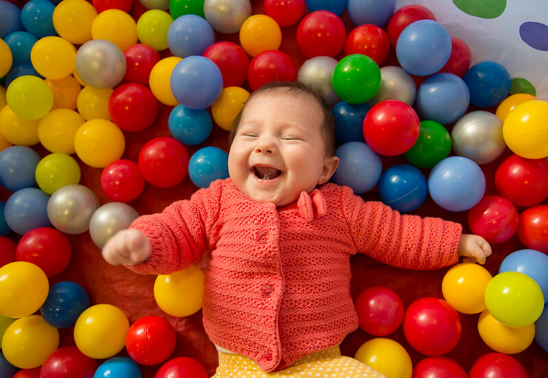 baby soft play london