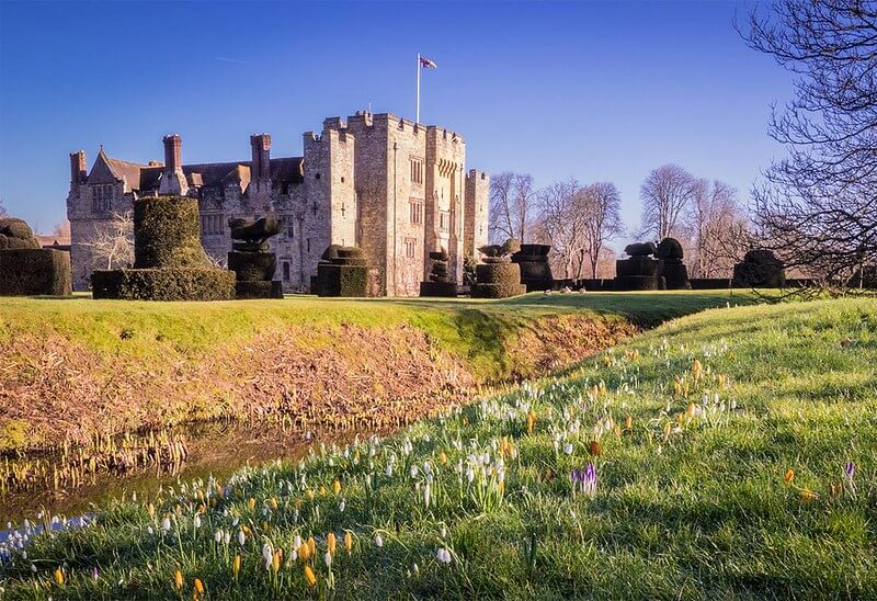 hever castle day trip