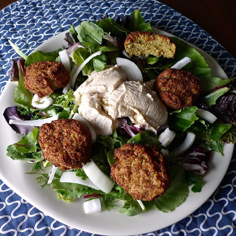 falafel recipe for kids