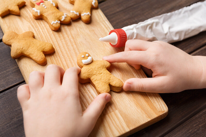 gingerbread recipe for toddlers