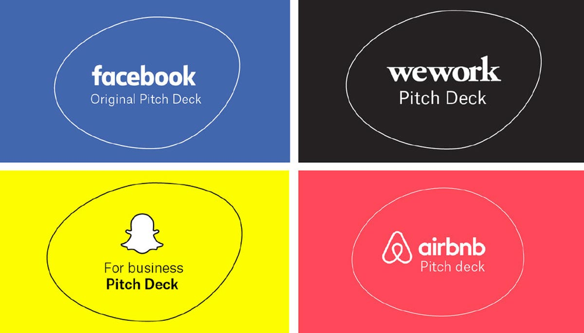 Pitch Deck Examples from successful startups (2019)
