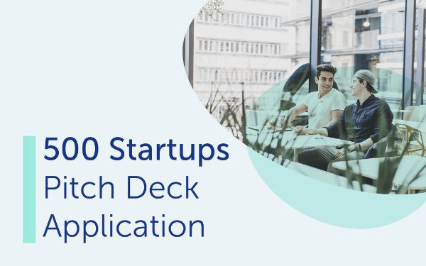 500 startups pitch deck application template