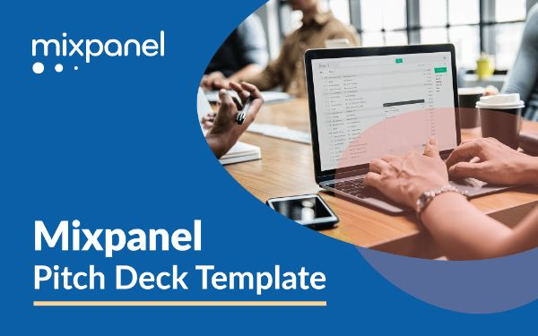 mixpanel pitch deck template free pdf ppt download. Black Bedroom Furniture Sets. Home Design Ideas