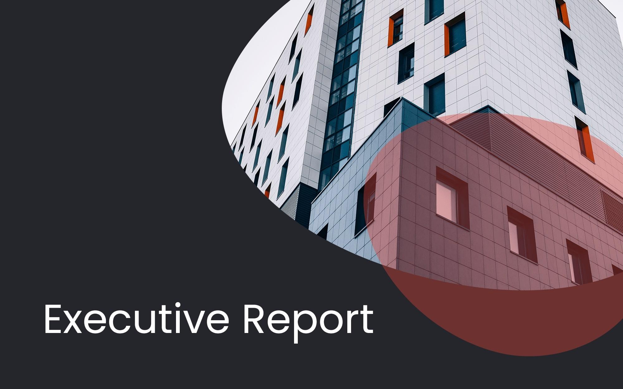 Plantilla de informe ejecutivo
