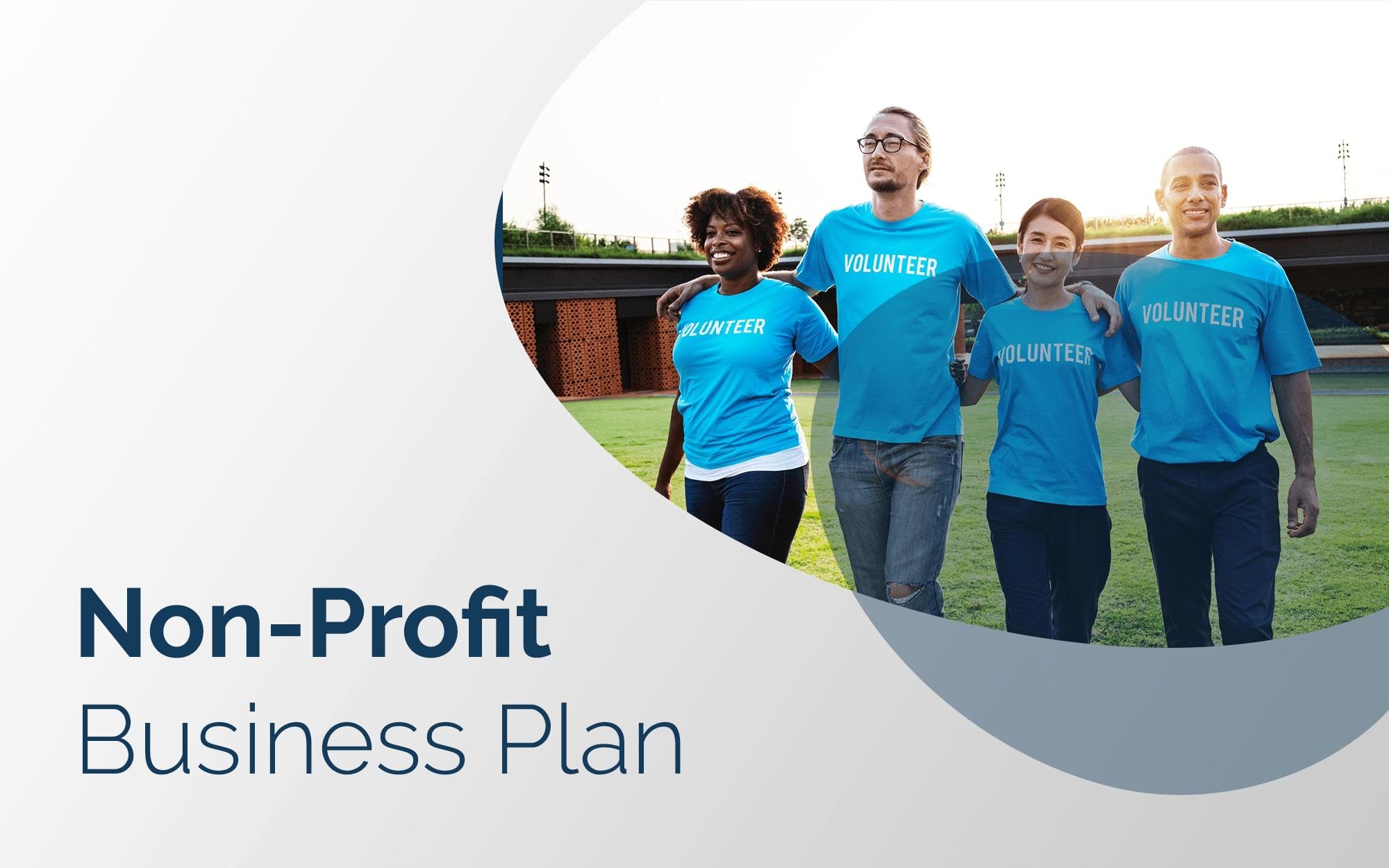 Plantilla de plan de negocios sin fines de lucro