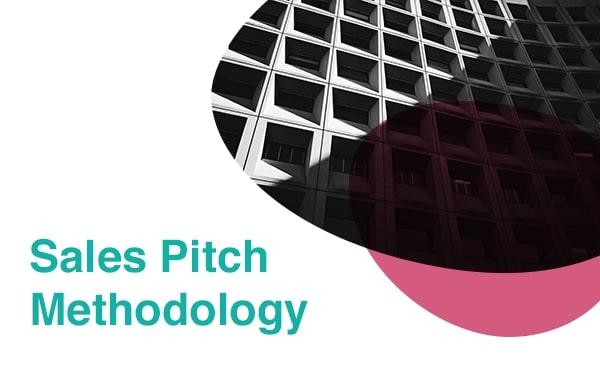 Sales pitch methodology