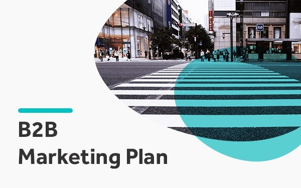 Modèle de plan de marketing B2B