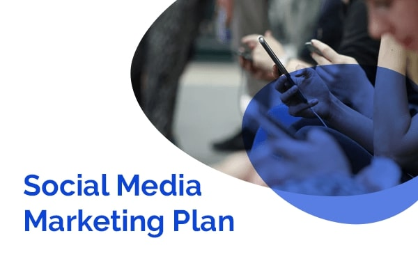 Plantilla de plan de marketing de redes sociales