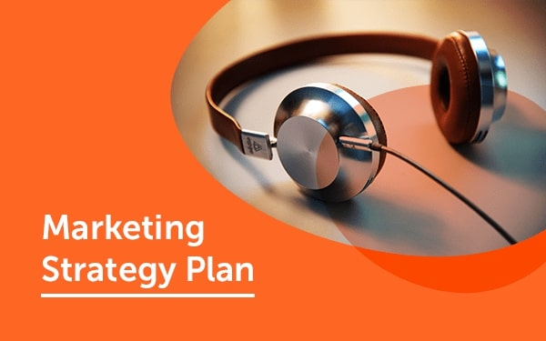plantilla de estrategia de marketing