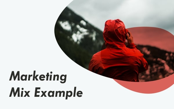 Modèle d'exemples de marketing mix