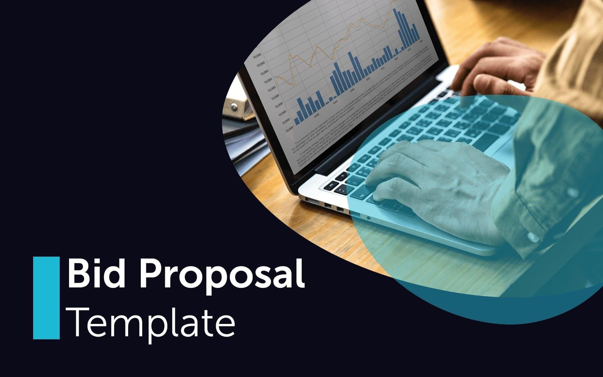 Plantilla de propuesta de la oferta