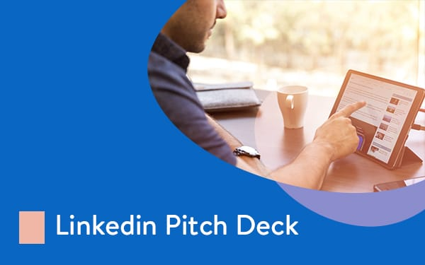 linkedin pitch deck template