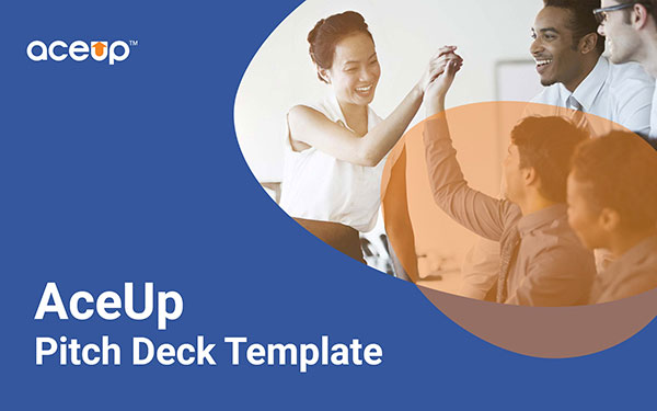 AceUp Pitch Deck Template