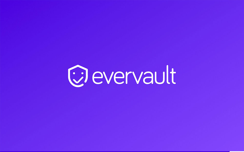 Evervault Pitch Deck Template slide
