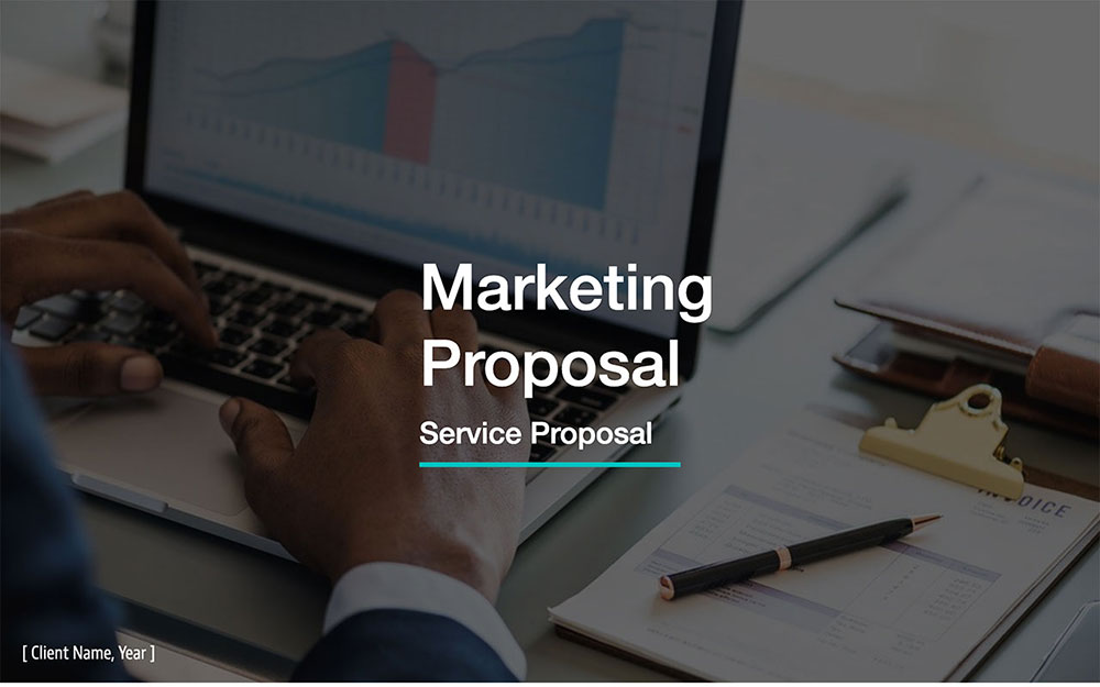 Service Proposal Template for Marketing Client