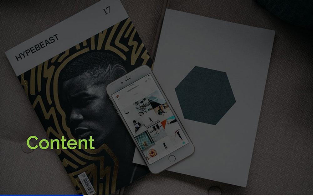 Modèle de plan de marketing pour les médias sociaux