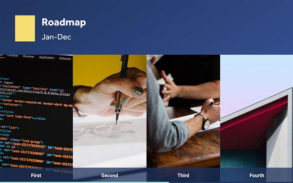Board Meeting Presentation Template