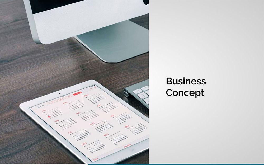 Online Business Plan Template