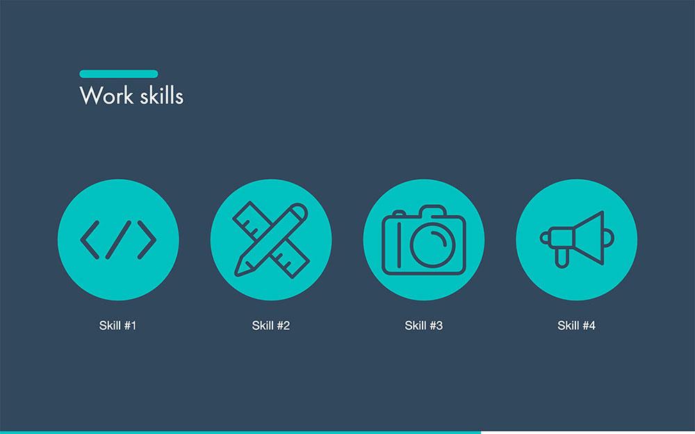 professional profile template