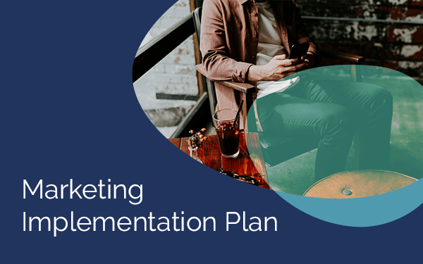 Marketing implementation plan example template
