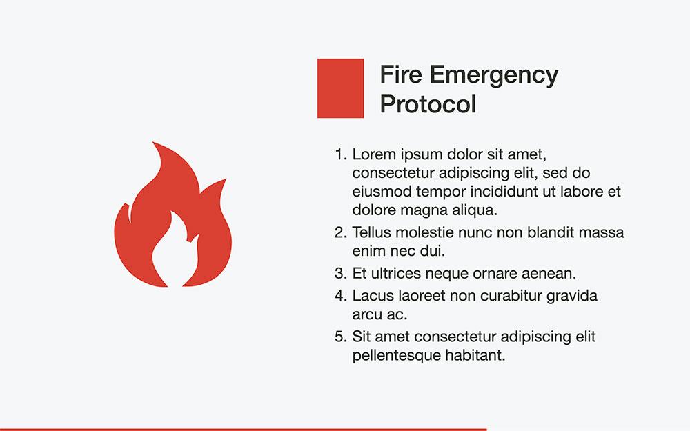 Emergency & Safety Protocol Template