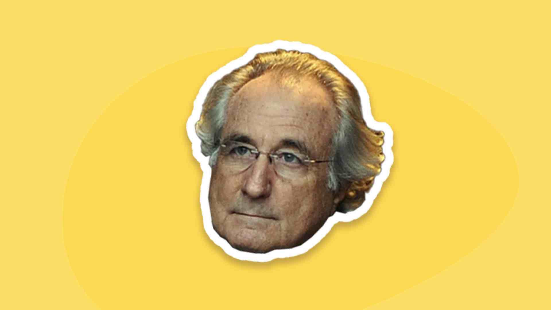Bernie Madoff - Ponzi Scheme