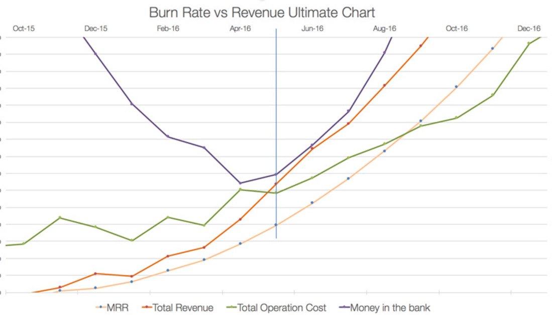 Image contains the revenue chart