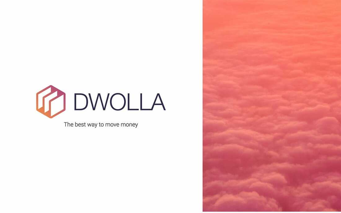 Image contains the dwolla logo