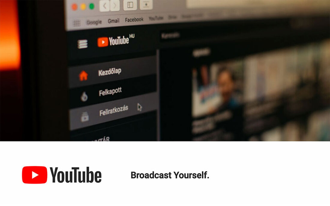 Image contains the YouTube logo