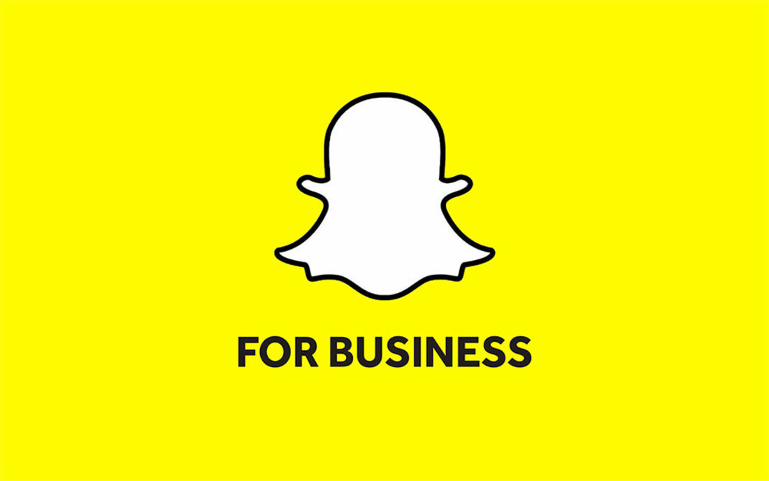 Image contains the snapchat logo