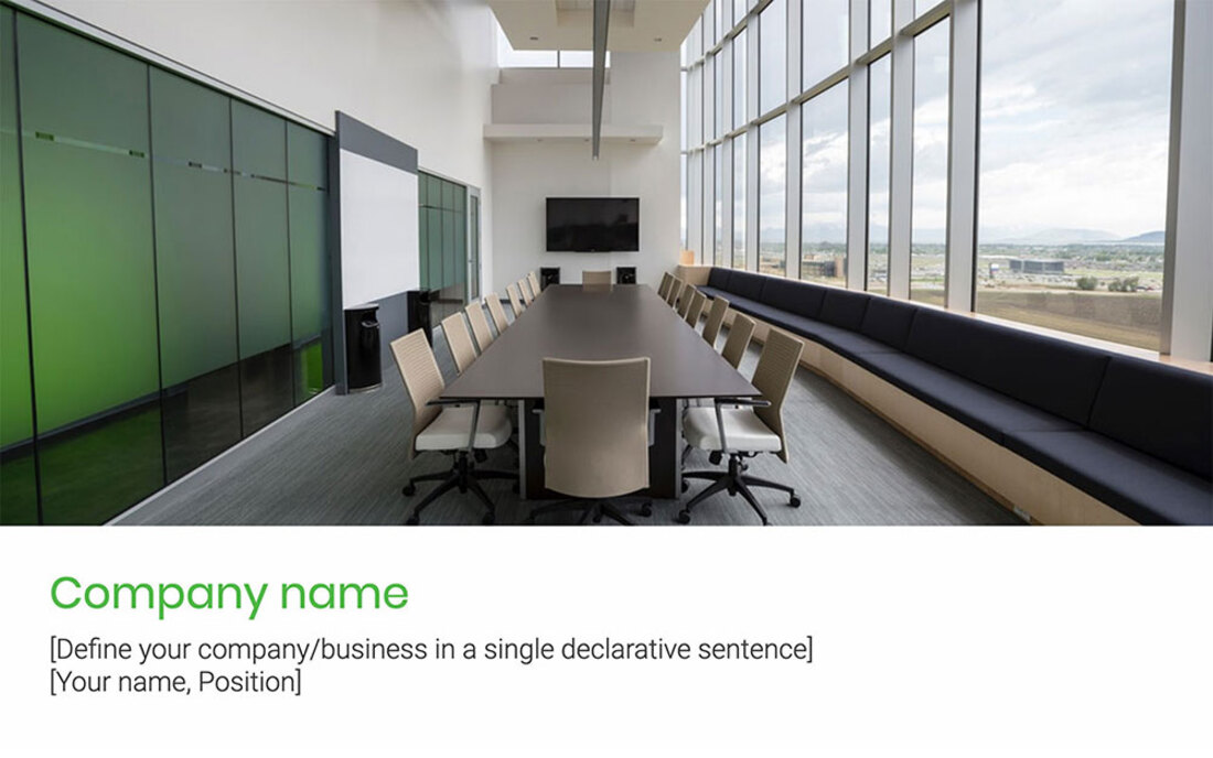 Image contains a sequoia capital template