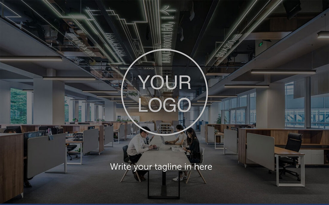 Image reads your logo