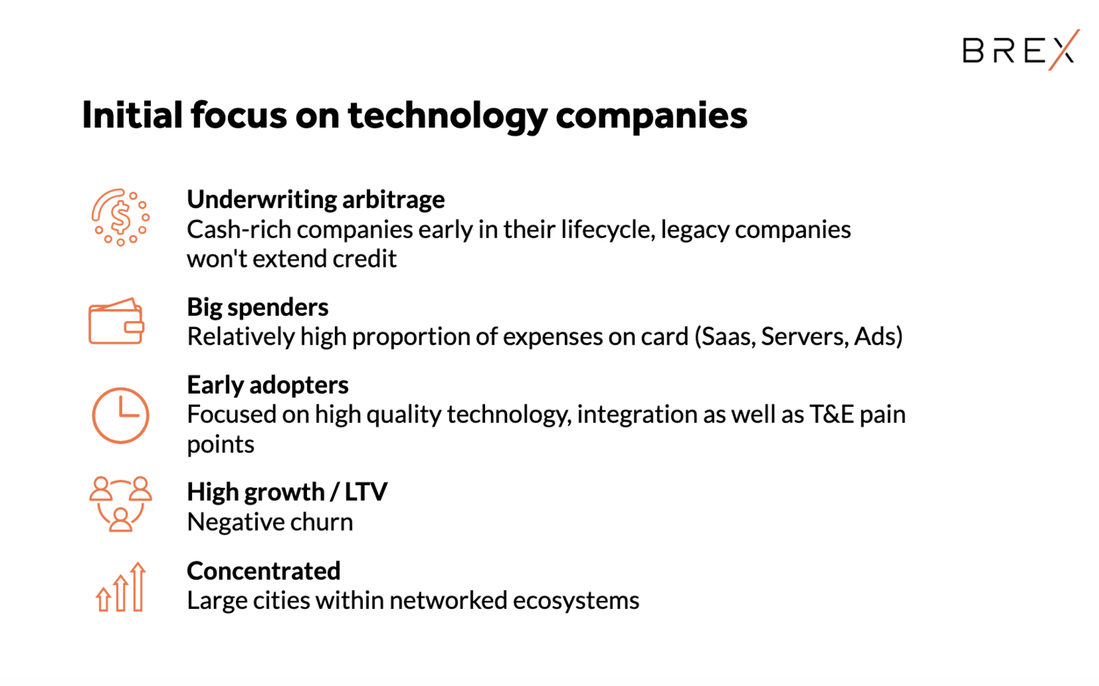 Image reads, initial focus on technology companies