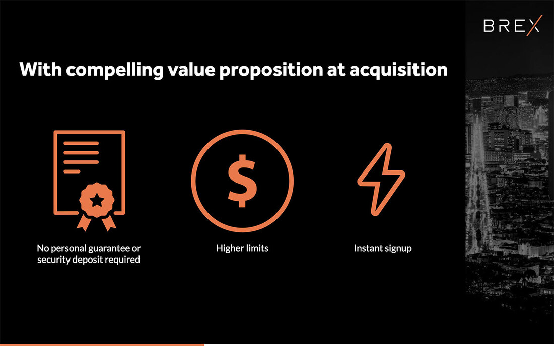 Image reads, with compelling value proposition at acquisition