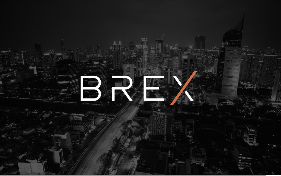 Image contains brex logo