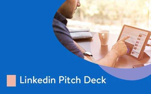 linkedin pitch deck template