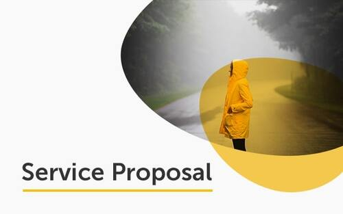 Services Proposal Template