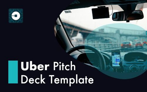 Uber Pitch Deck Template