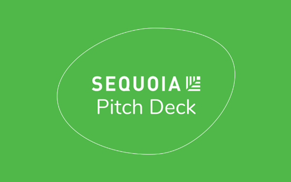 Sequoia Capital Pitch Deck Template