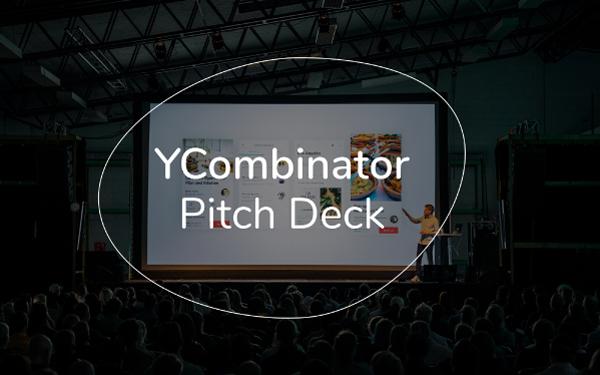 Y Combinator Pitch Deck Template
