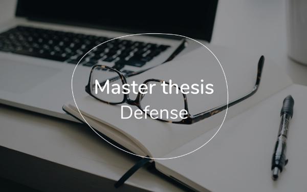Masters Thesis Defense Presentation