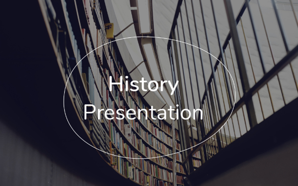 History Powerpoint Template