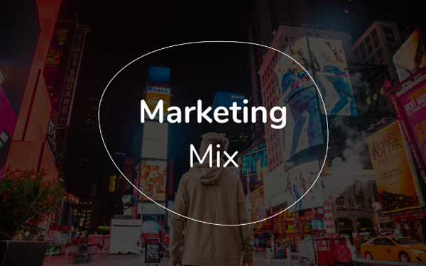 Marketing Mix Example Template