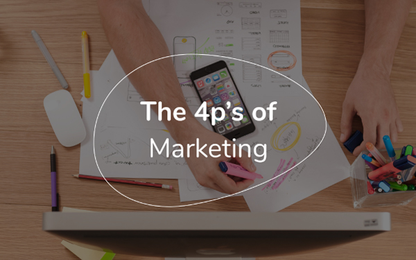Four P's of Marketing Template