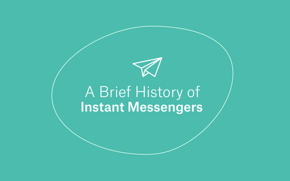 A Brief History of Instant Messengers