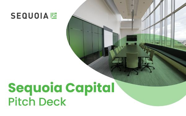 Cover for the Sequoia Capital Template